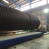 HDPE/PP Spiral Profile Pipe Machine