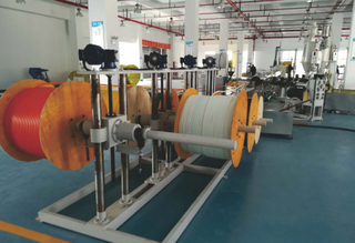 COD Optical fiber conduct pipe line