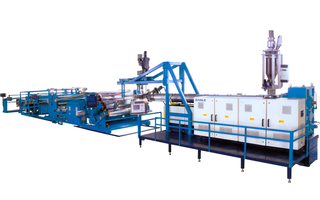PC、PMMA、ABS、PS sheet production line
